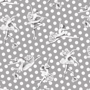 Estampado clásico y elegante DANCER - Amaia Cubo Design Studio