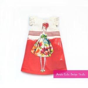 Nueva colección de ropa de niña doll 6 - amaia cubo design studio