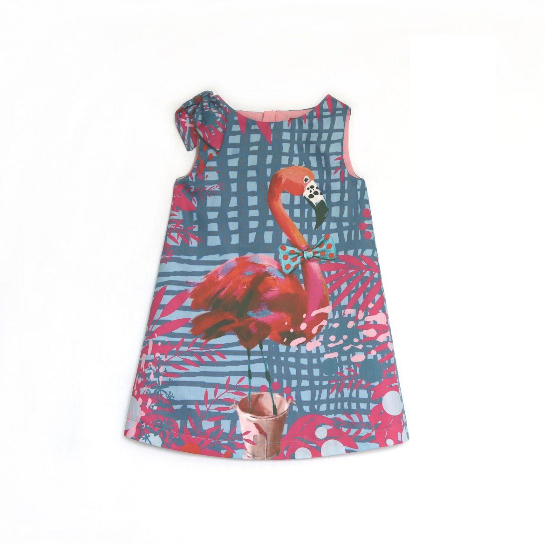 Nueva colección de ropa de niña verano 2018