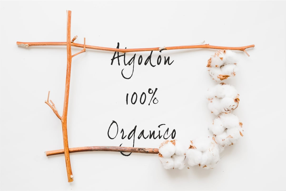 organic cotton - amaia cubo design studio